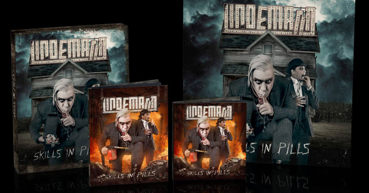 "Lindemann divulga ""Fish On"", ""Cowboy"" e ""Home Sweet Home"""