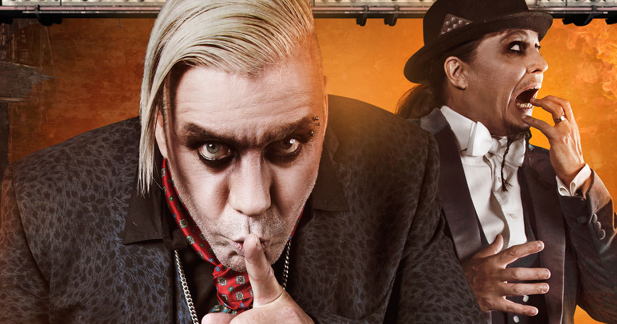 "Ganha o álbum ""Skills In Pills"" Special Edition de Lindemann"