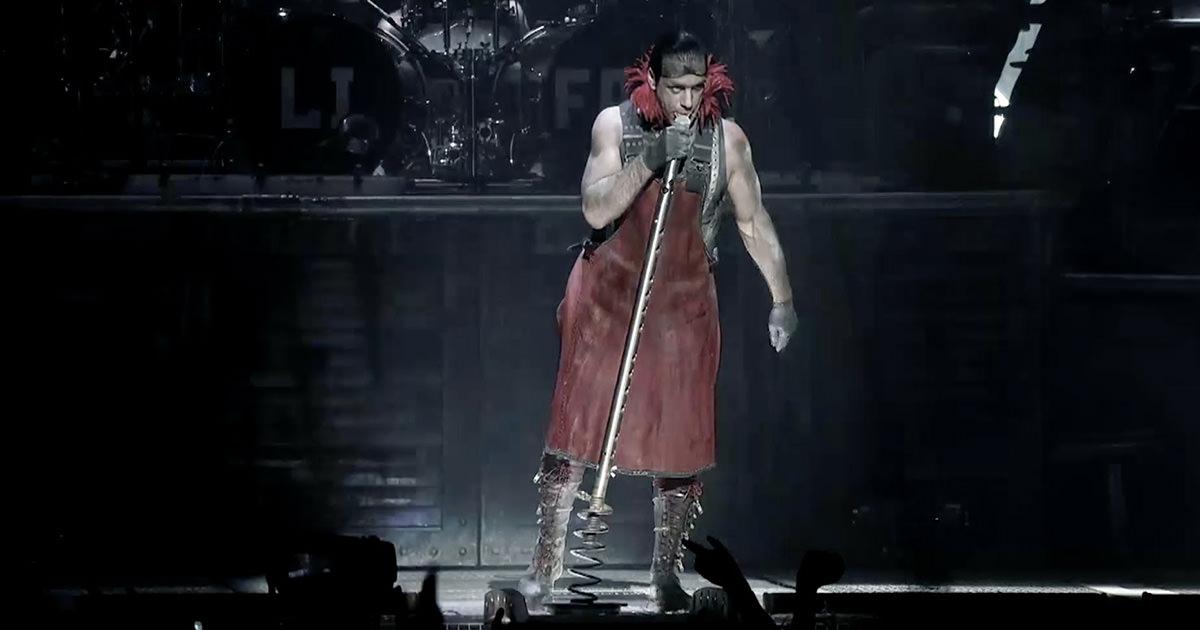 "Oficial: ""Rammstein In Amerika"" em DVD e Blu-Ray a 25 de setembro"