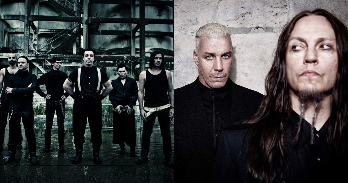 Rammstein e Lindemann nomeados para os prémios ECHO 2016