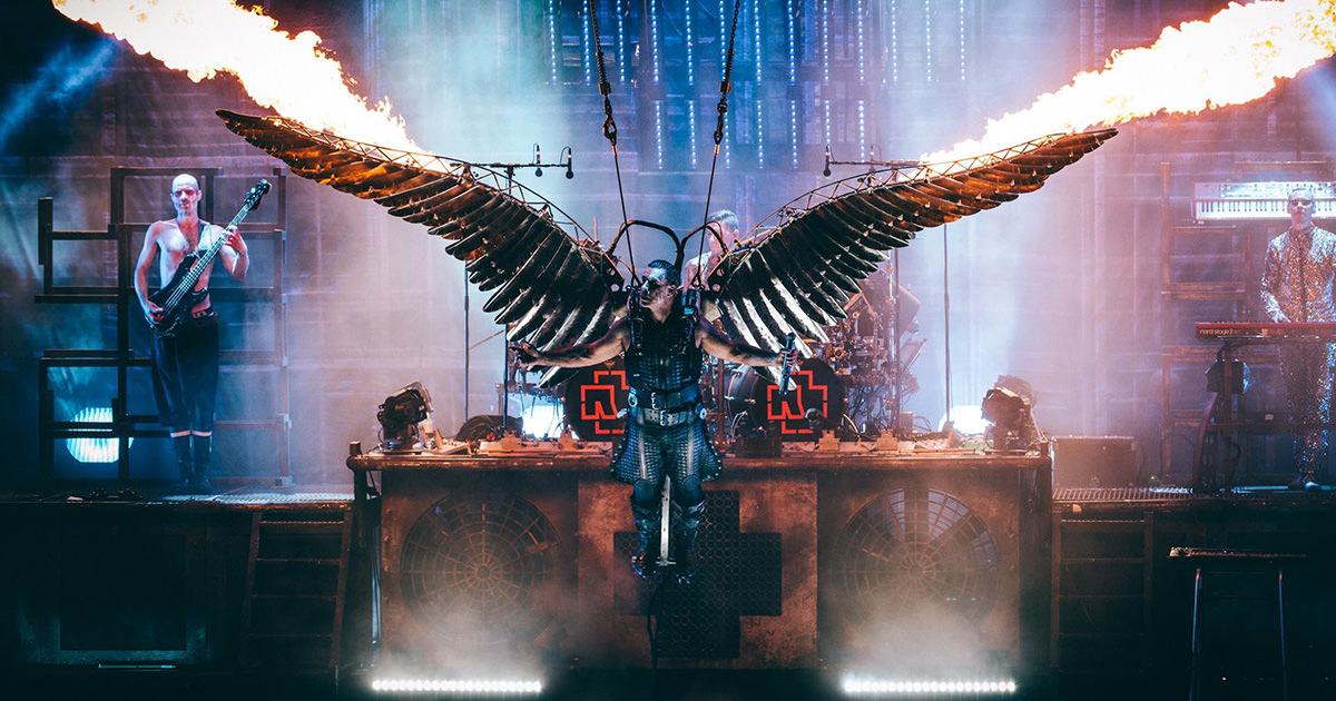 Resurrection Fest 2017: Últimos bilhetes para o dia de Rammstein