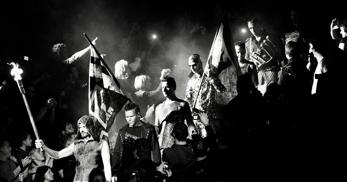 """Anúncio do novo DVD/Blu-ray """"Rammstein: Paris"""" para breve?"""