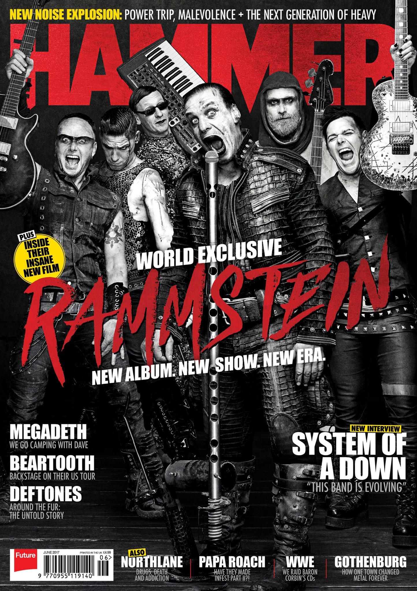 Metal Hammer 296 - junho 2017