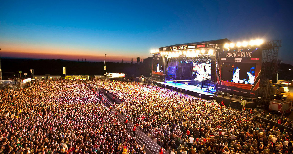 Rock am Ring 2017: Ameaça terrorista cancela concerto de Rammstein