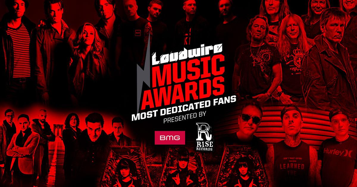 Rammstein nomeados para os Loudwire Music Awards 2017
