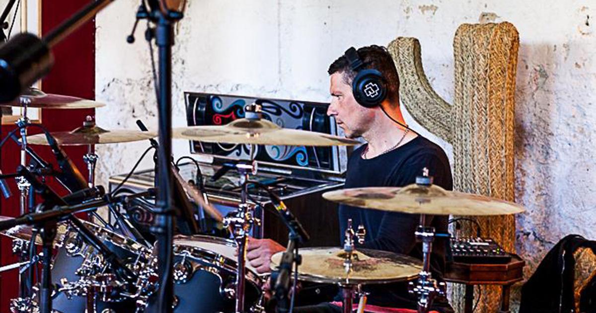 Novo álbum: Primeiras imagens oficiais dos Rammstein em estúdio