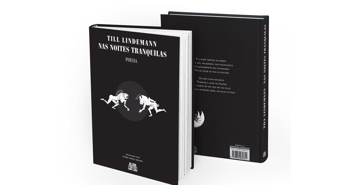 """""""Nas Noites Tranquilas"""": Livro de Till Lindemann editado a 19 de outubro"""