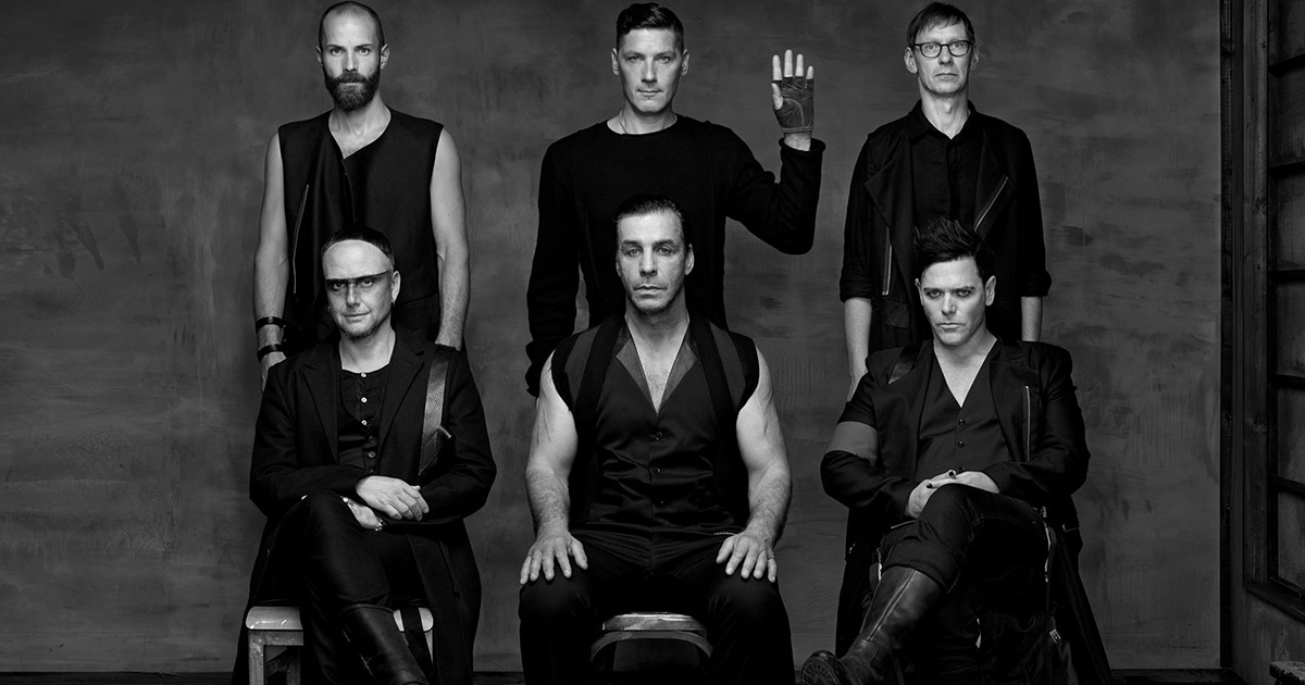 Rammstein no Festival Giants of Rock (Dinamarca)