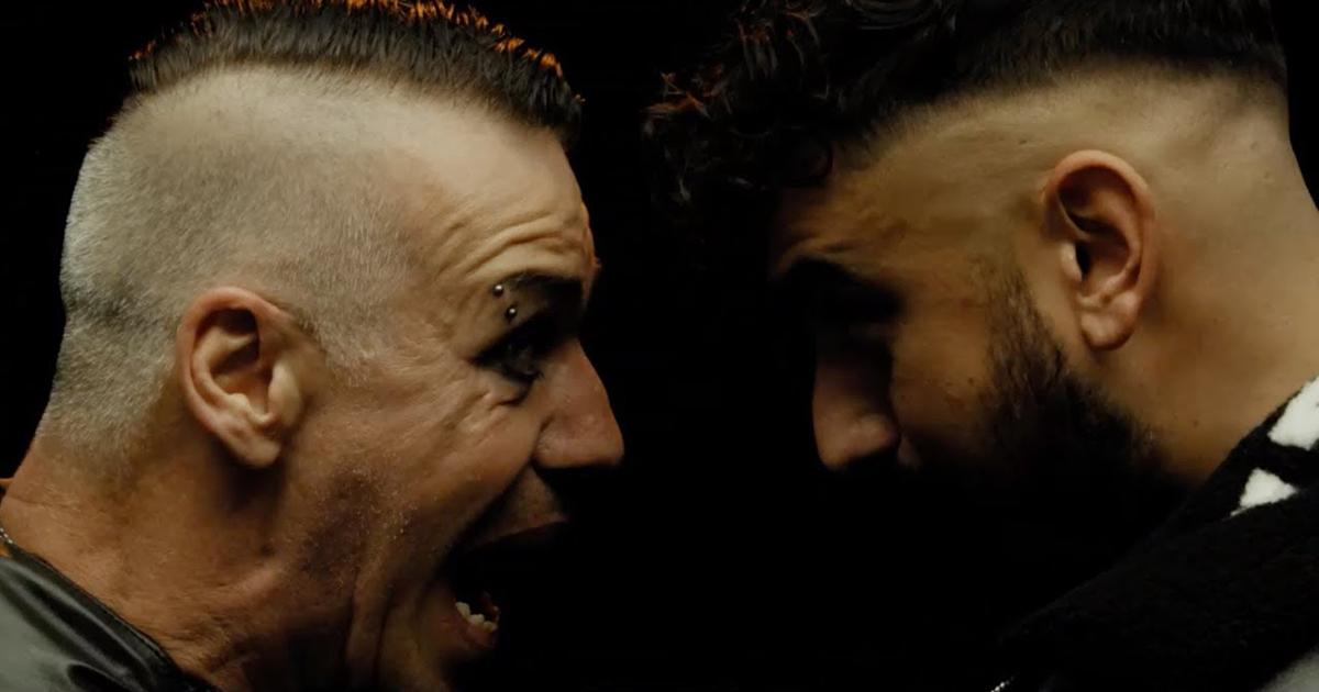 "Lindemann lança tema ""Mathematik"" com rapper alemão Haftbefehl"