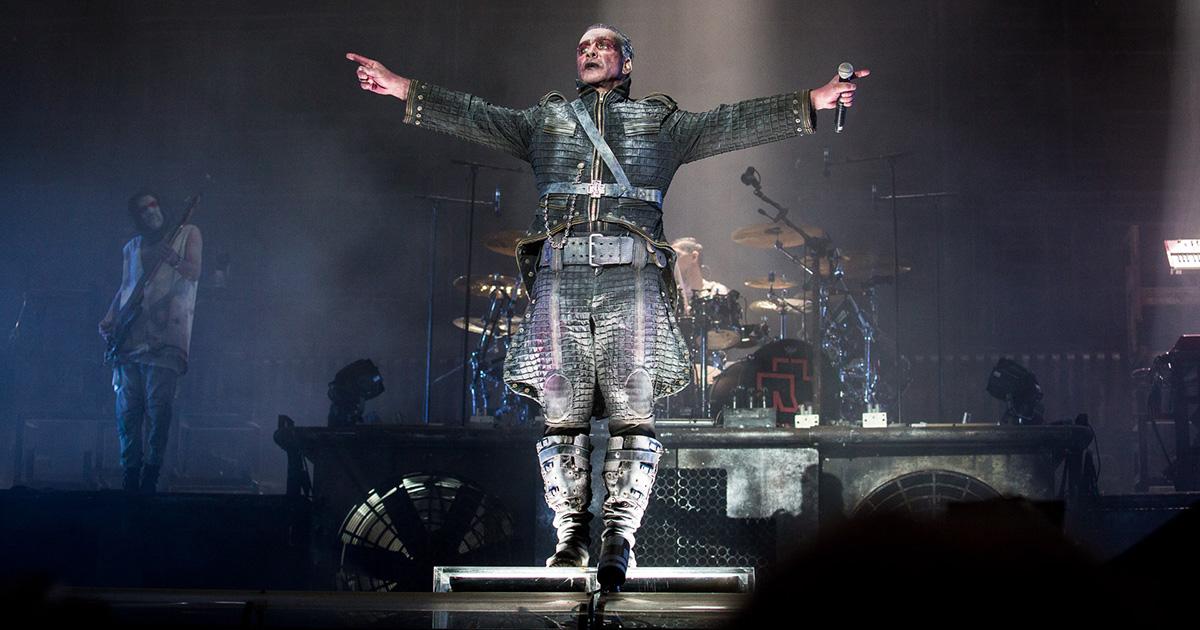 Rammstein vão gravar teledisco do primeiro single em janeiro