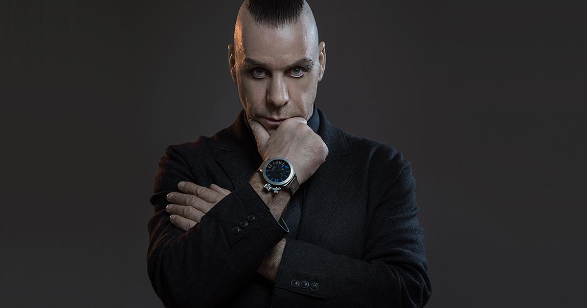 Till Lindemann: «Definitivamente este não será o último álbum»