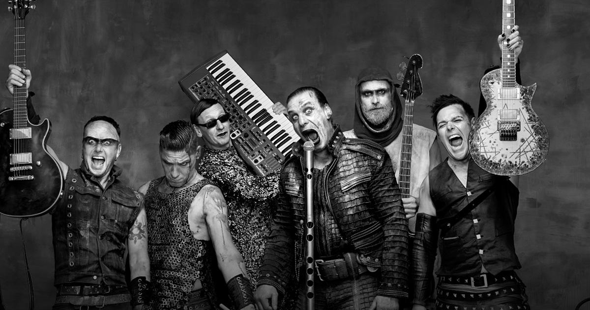 Ganha uma viagem a Barcelona para ver Rammstein ao vivo