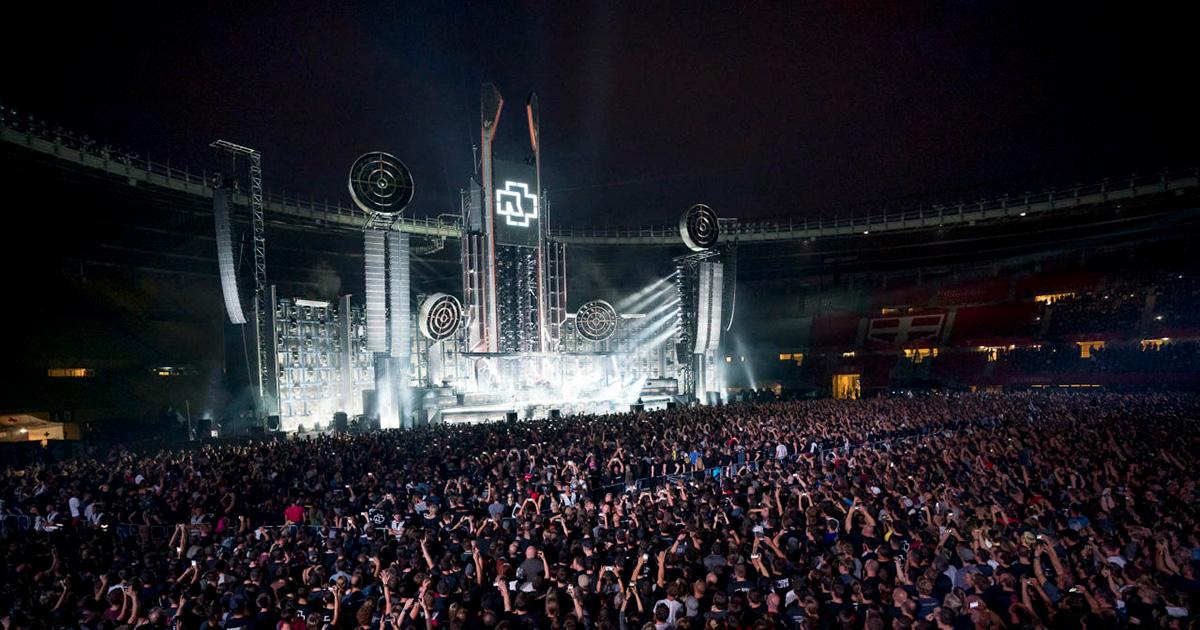 Rammstein despedem-se dos palcos (por agora). Tour continua em 2020