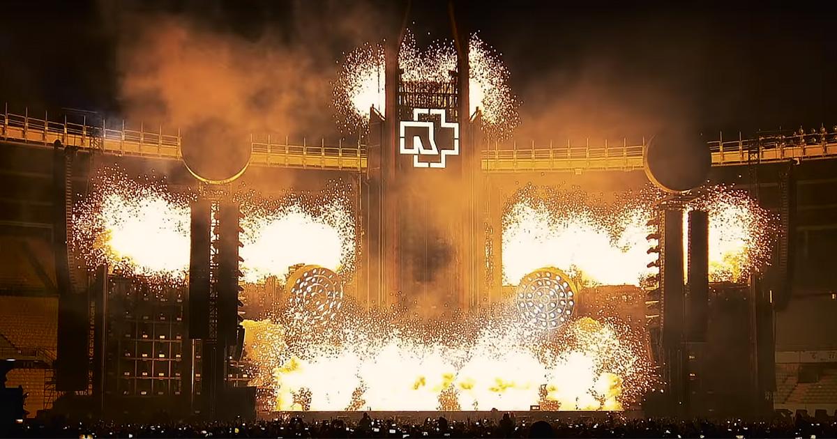 Rammstein anunciam digressão pela América do Norte em 2020