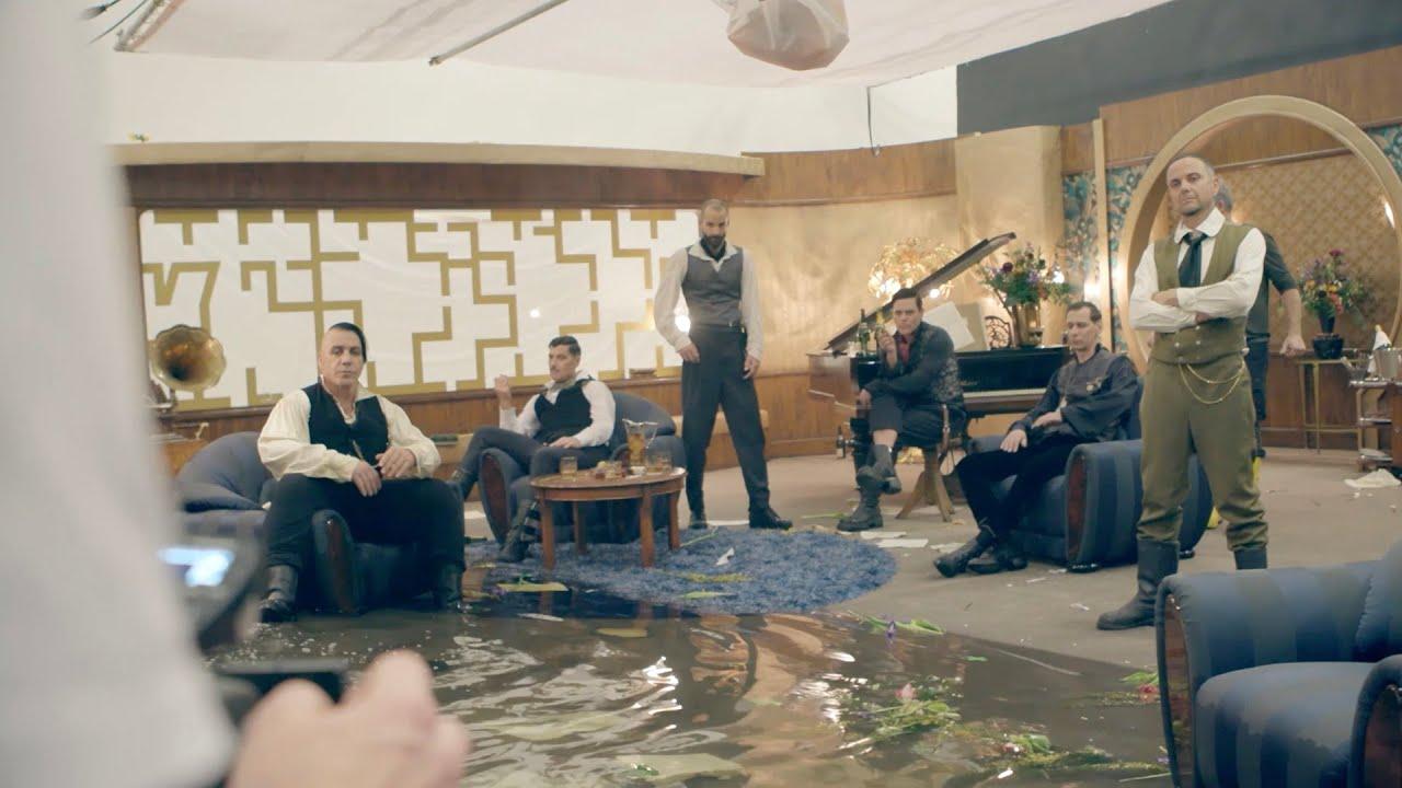 Um ano depois, eis o making-of do sétimo álbum dos Rammstein