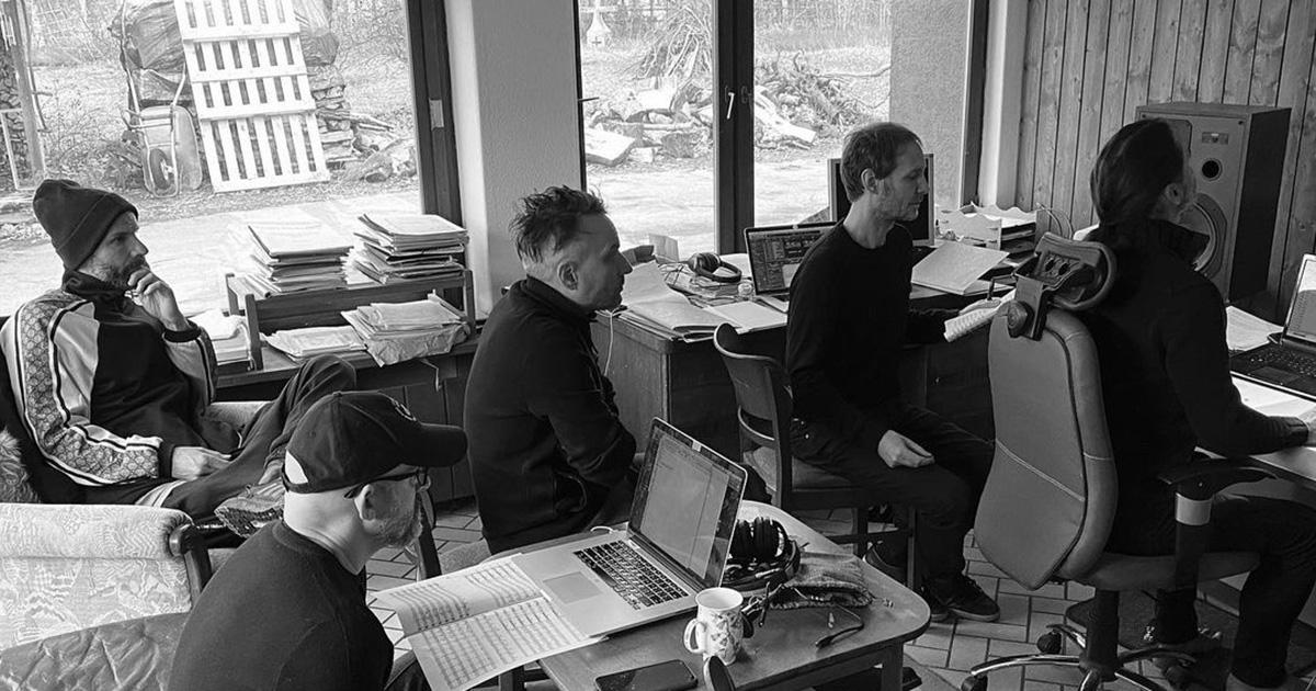 Novo álbum dos Rammstein em fase final de produção com Sven Helbig